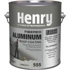 Henry 1 Gal. Fibered Aluminum Roof Coating Image 1