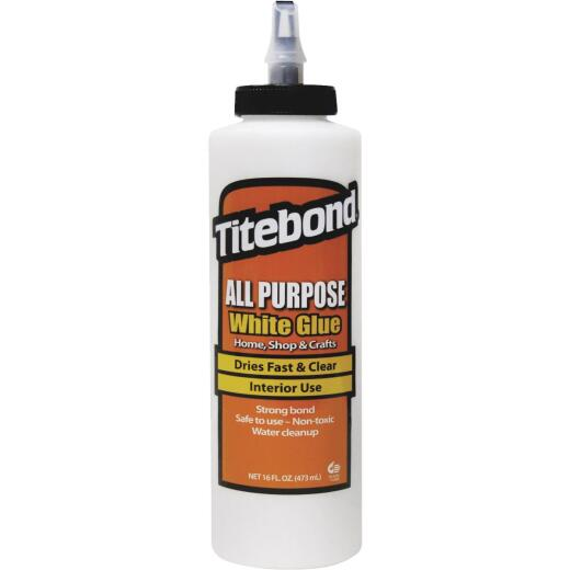 Titebond 16 Oz. White All-Purpose Glue