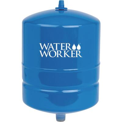 Water Worker 4.4 Gal. In-Line Pre-Charged Well Pressure Tank