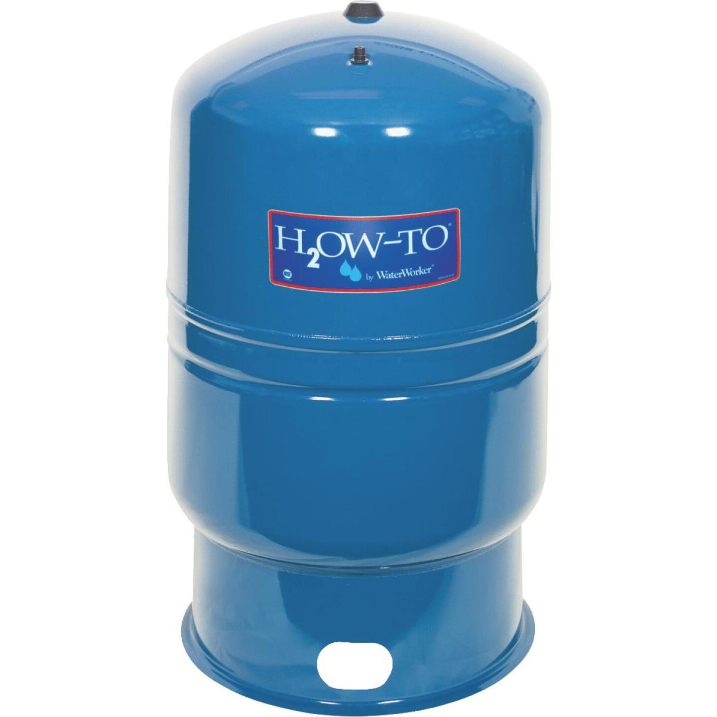 Water Worker 30 Gal. Vertical Pre-Charged Well Pressure Tank Image 1