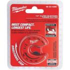 Milwaukee 1/2 In. Close Quarters Tubing Cutter Image 2