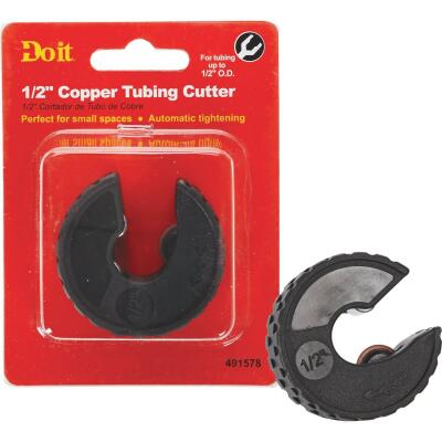 Do it Spring Loaded 1/2 In. Copper Tubing Cutter