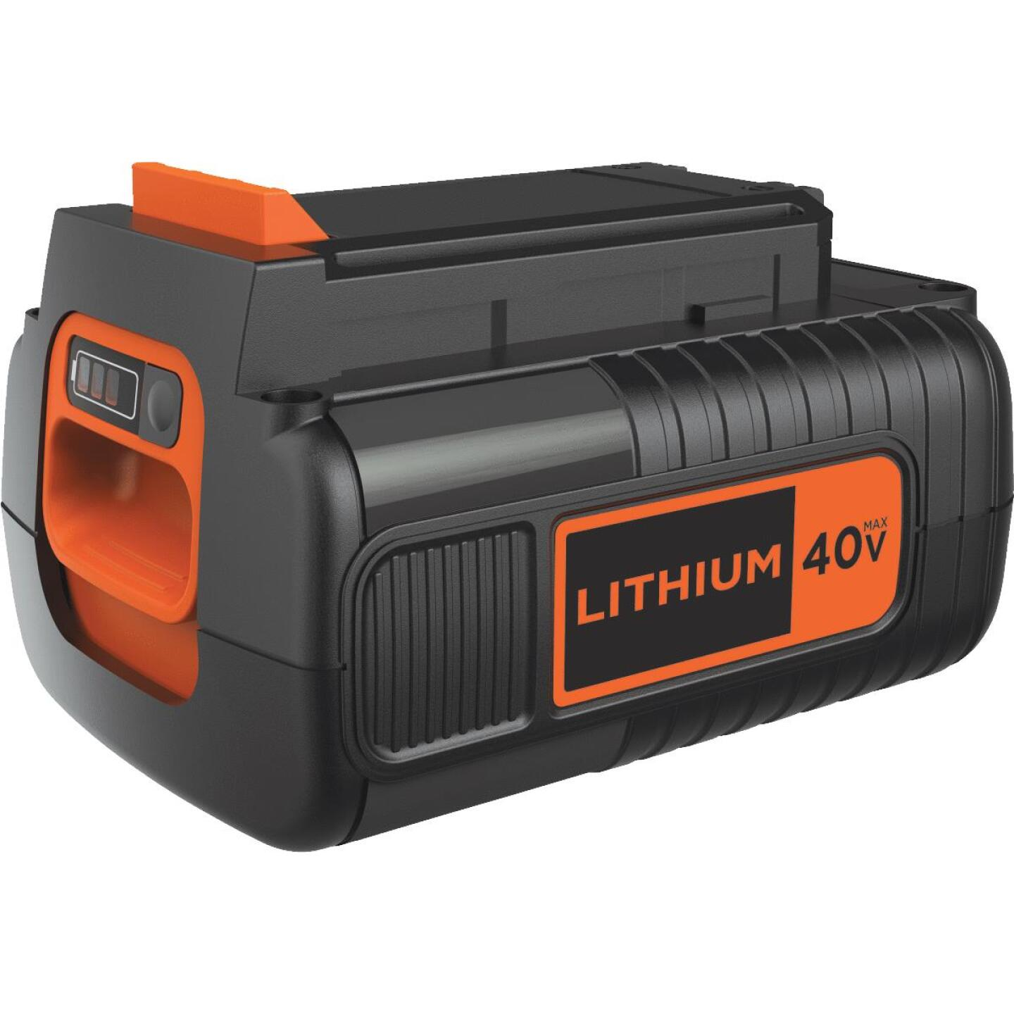 Black & Decker 40V Power Tool Replacement Battery Image 1